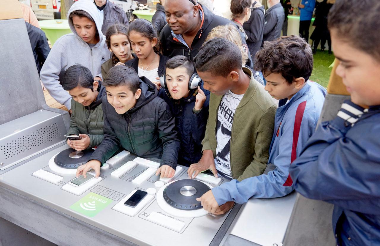 Yalp Fono - DJ-Pult