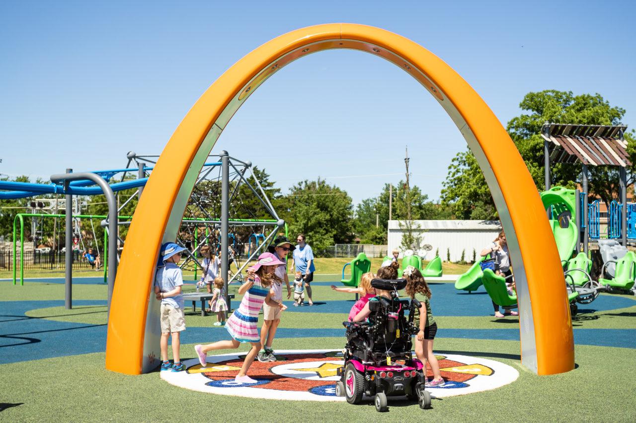Yalp Sona | Olivia's playground  Kansas, United States