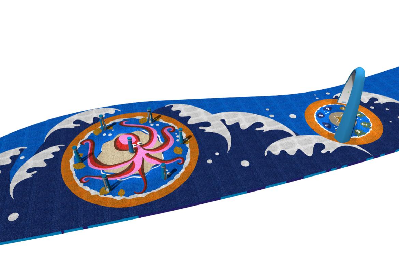 Ocean theme - Made by: Yalp | Sona & Memo
