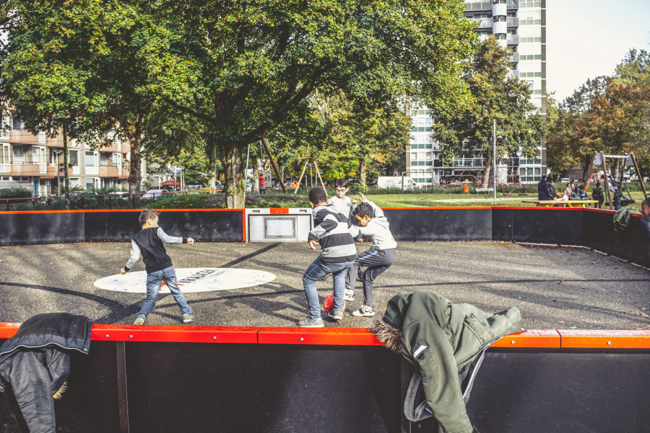 Yalp Toro | Playground in one day