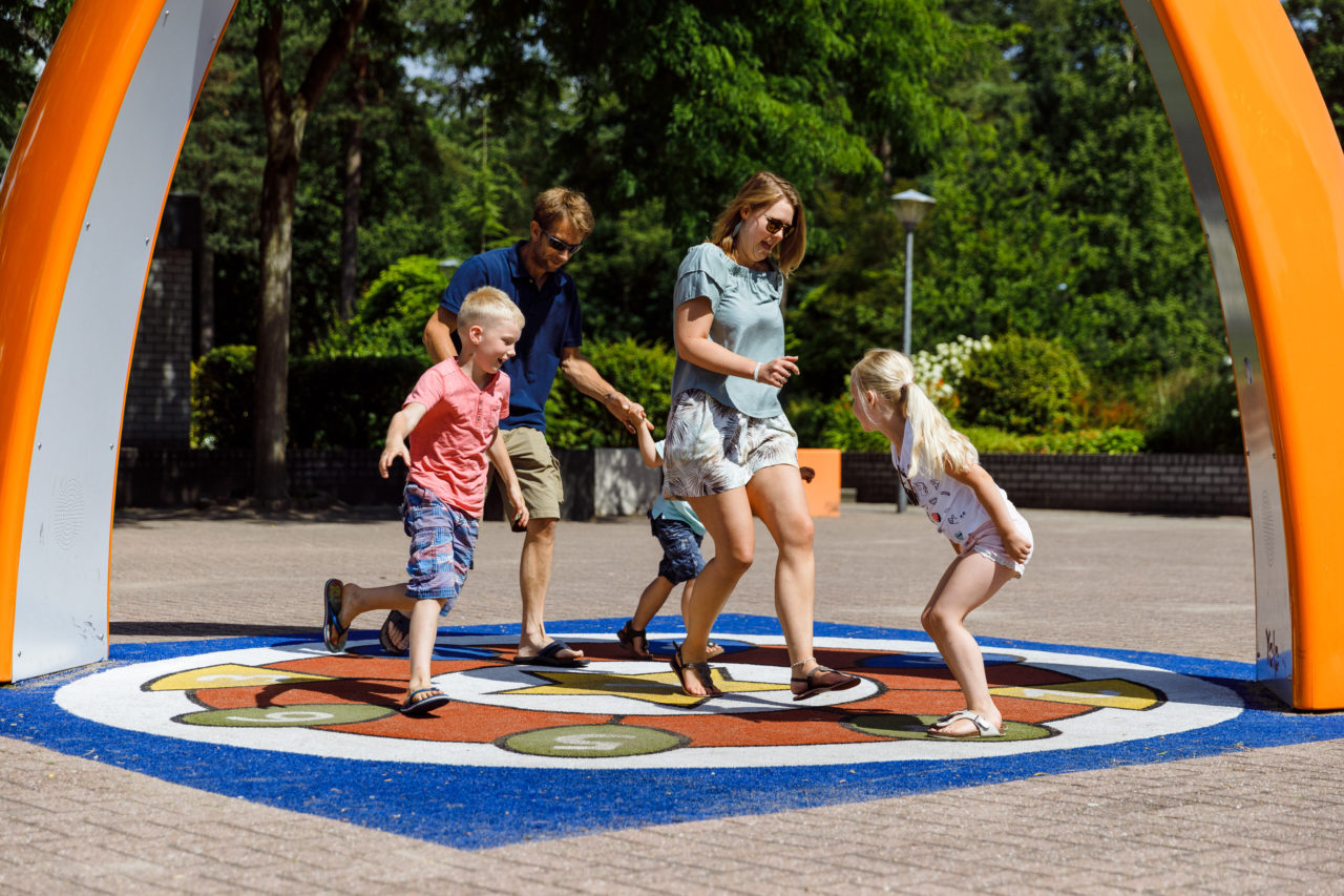 Yalp Sona Spielbogen - RCN Ferienpark het grote Bos