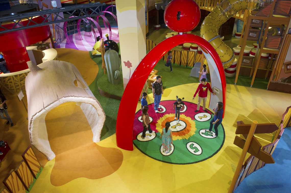 Do you want insight into an indoor playground solution?