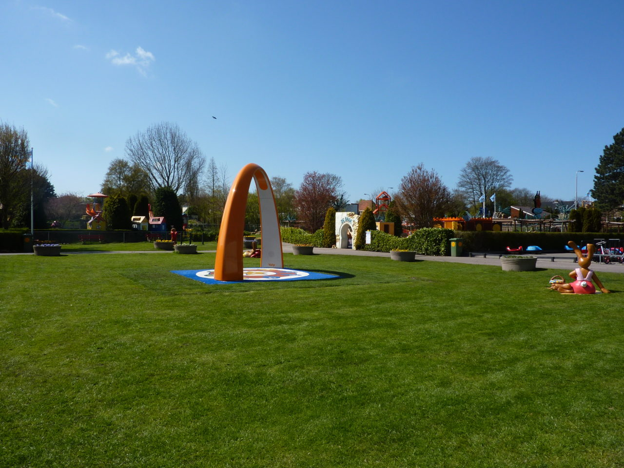 Yalp Sona - Europe's largest playground Linneaushof