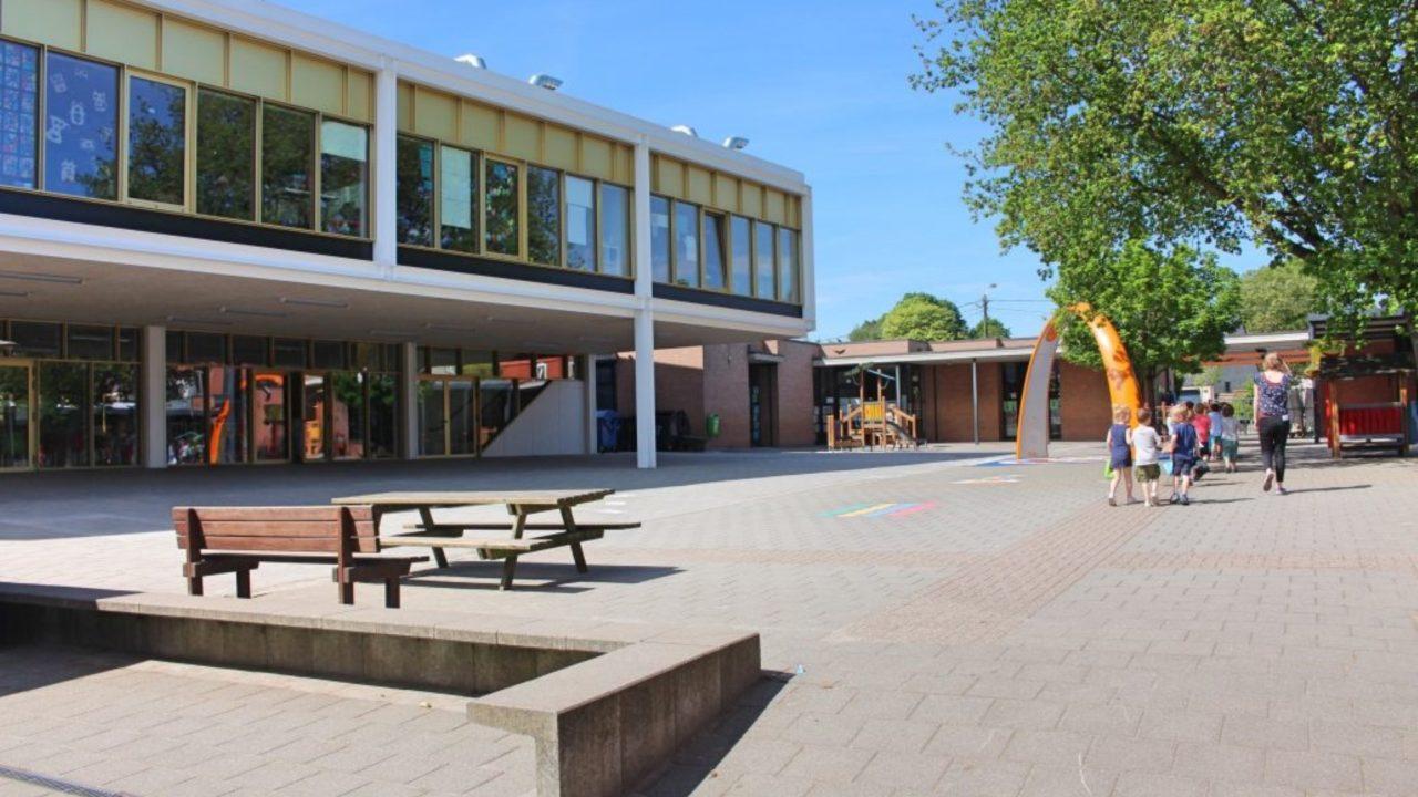 Schoolyards | Esdoornschool, Belgium