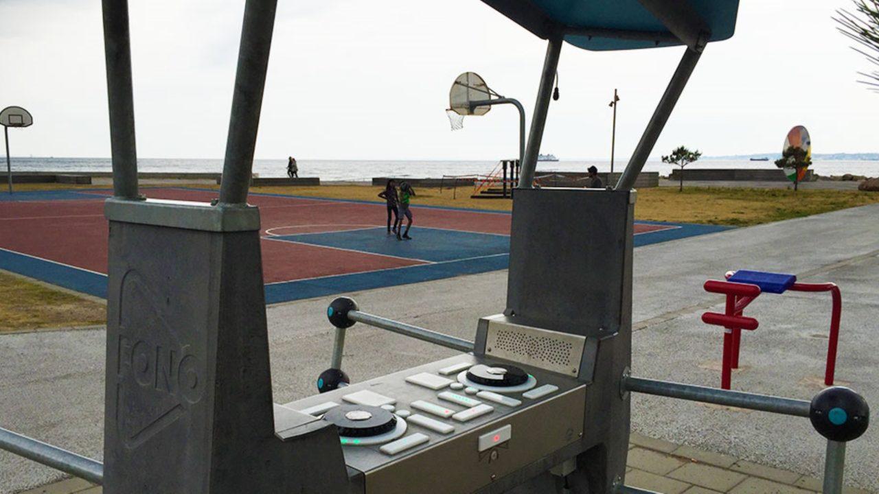 Public playground | Gröningen, Sweden