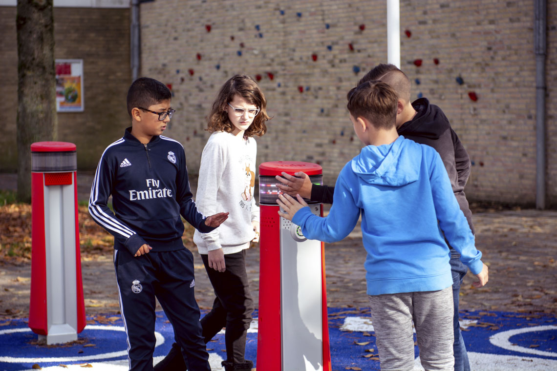 Do you want insight into a school playground solution?