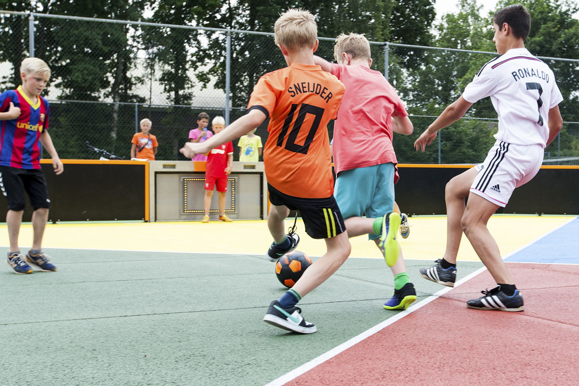 Yalp Toro - Mehrzwecksportplatz - Fußball