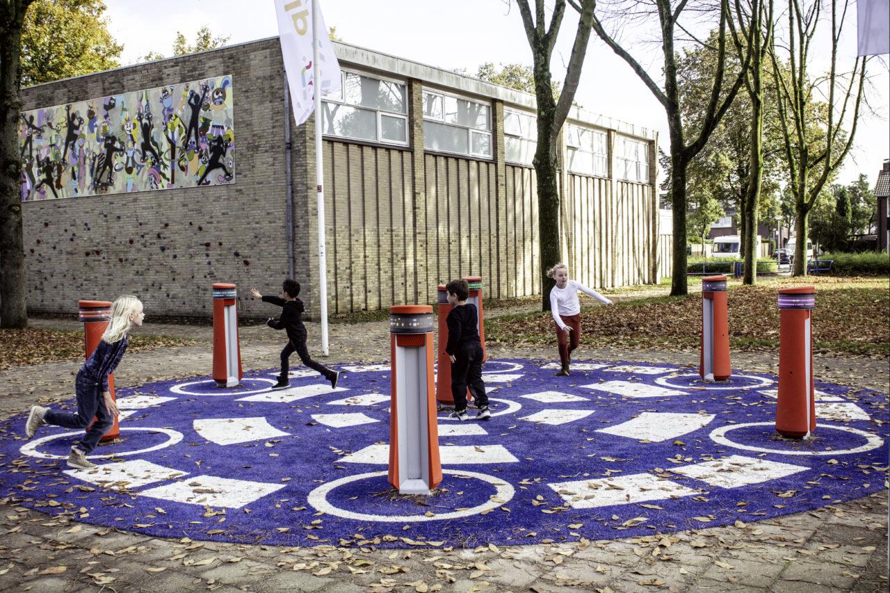 Speeltuin Boswinkel - the Netherlands | Yalp Memo Interactive play pillars