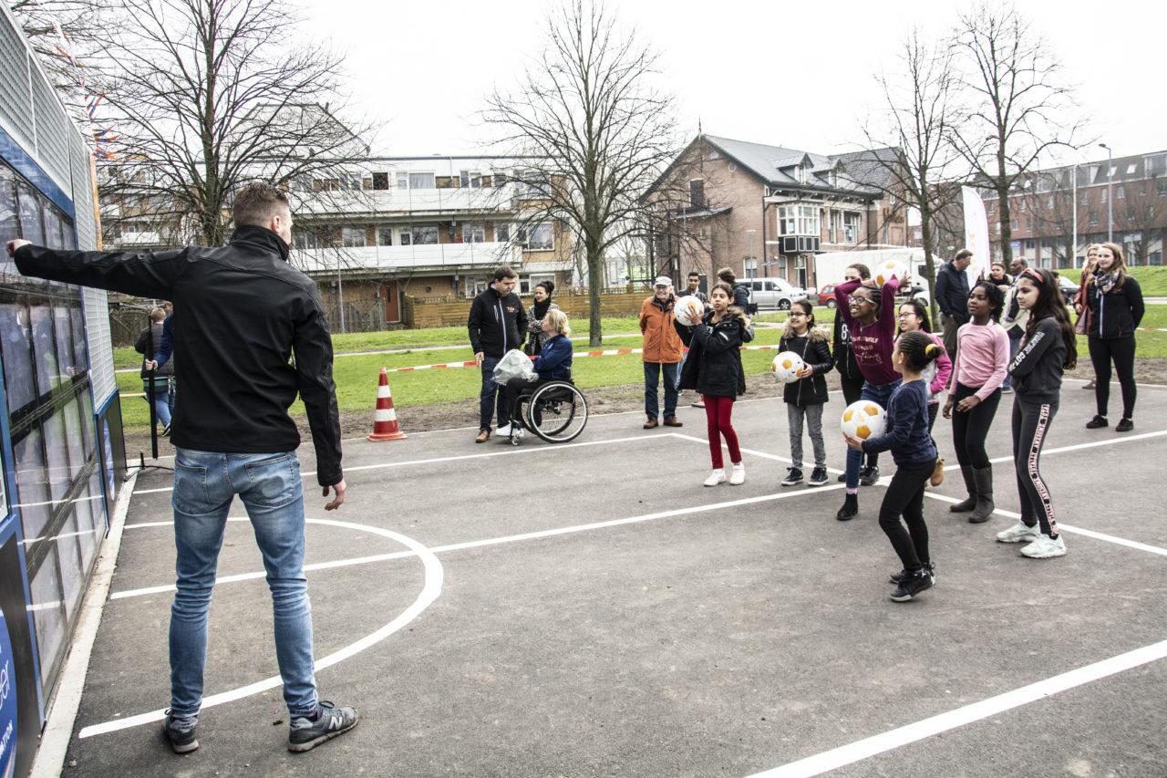 Yalp Sutu - Dokhavenpark - Rotterdam, the Netherlands