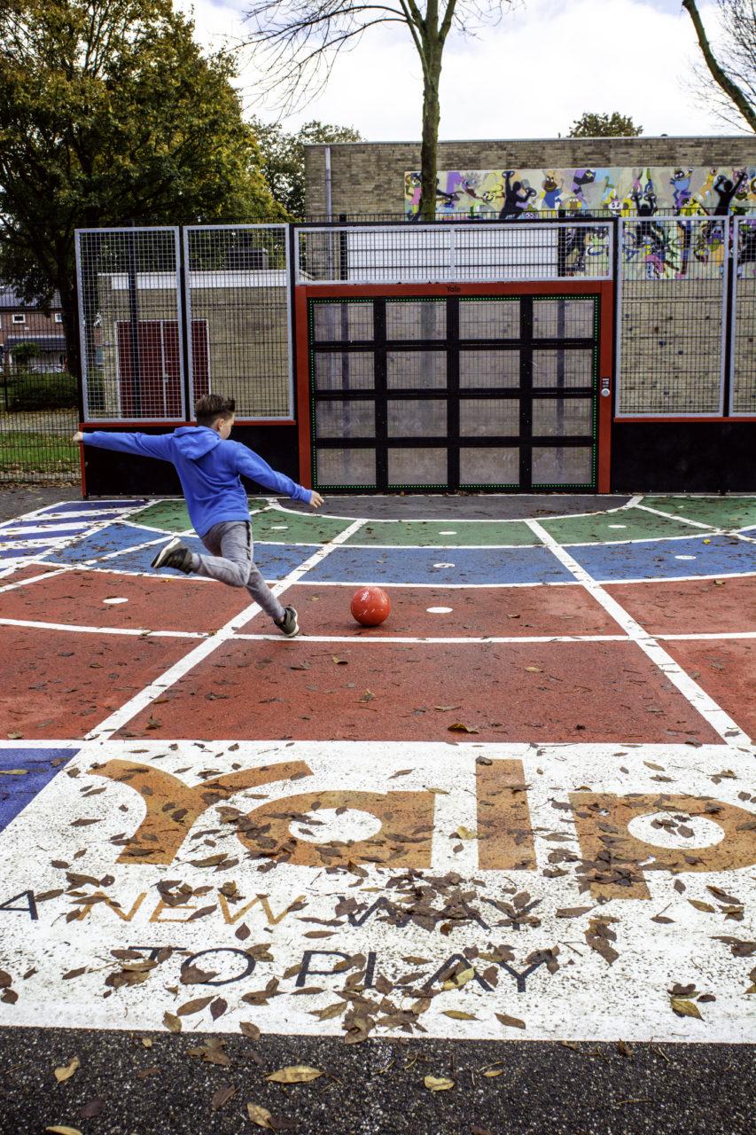 Yalp Sutu - Playground in one day