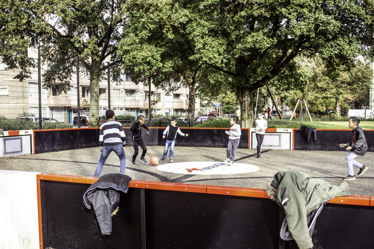 Yalp Toro - Playground in one day