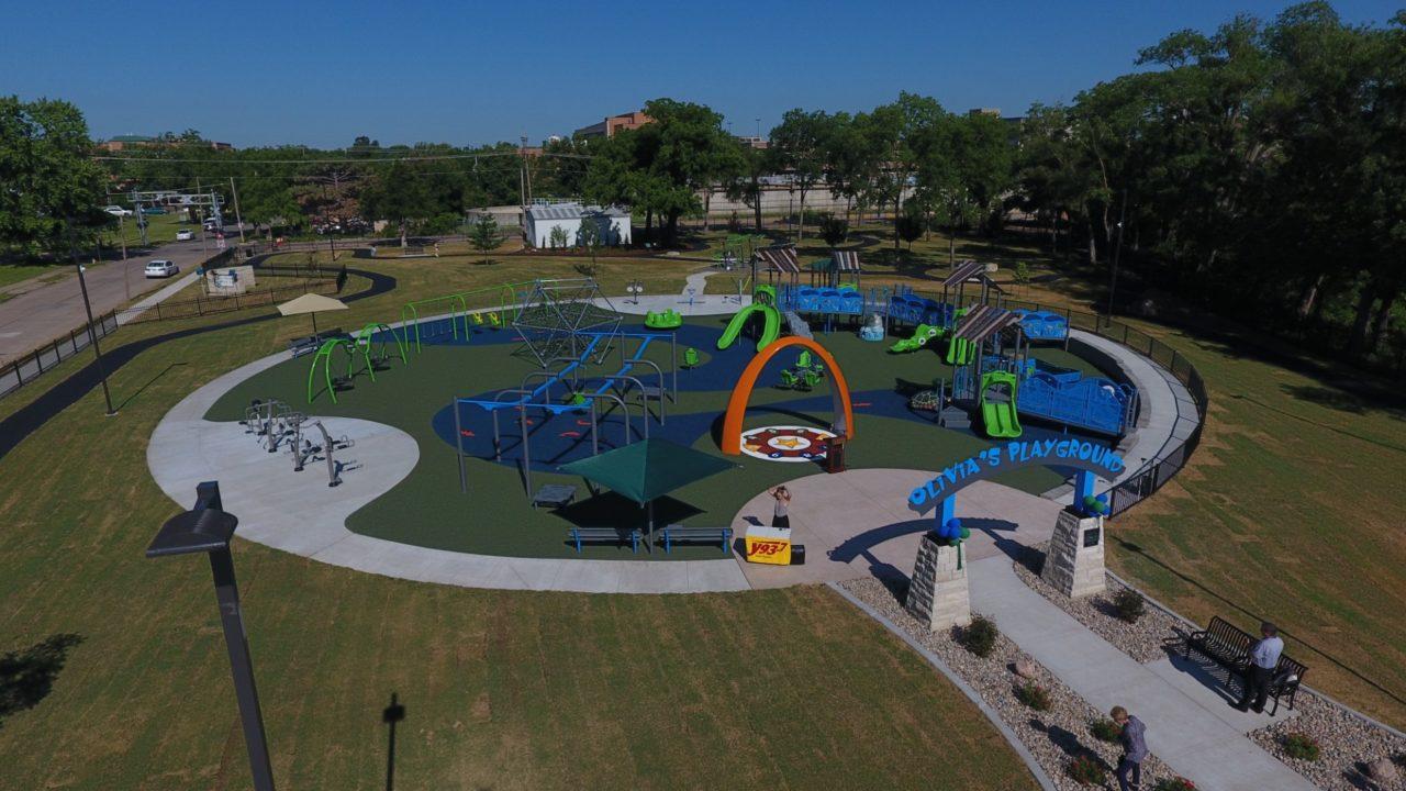 Salina Regional Health Center | Public Playground