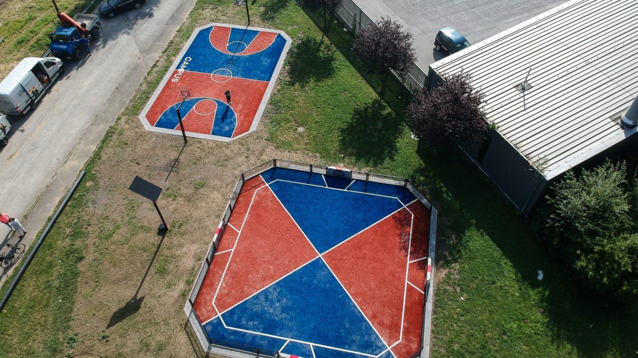 Yalp Toro Interactive sports arena & Yalp Solar Interactive Solar post | Arnsberg, Germany